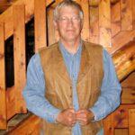 I am wearing an original John Wayne vest. Cops deserve more respect than John Wayne.