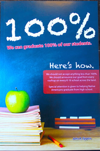 We Can Graduate 100% of Our Students